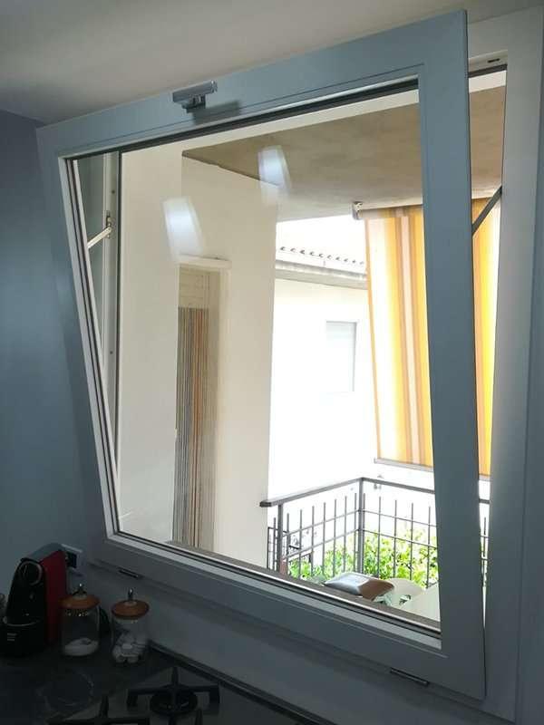 3 Garganica infissi PVC alluminio e legno alluminio
